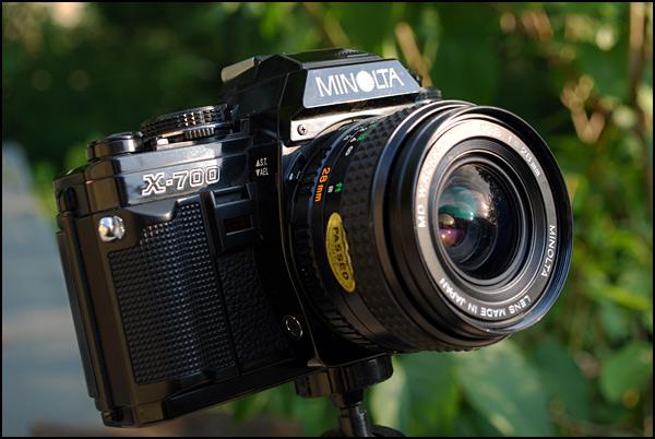 Minolta X700 01